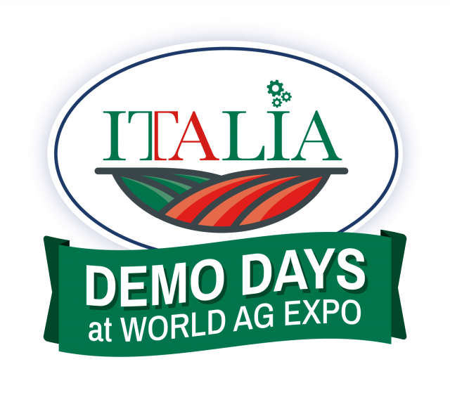 Italian Demo Day at World AG Expo 2021